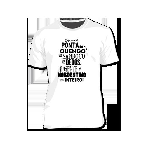 Camiseta Nordestino - Camisetas Personalizadas e Produtos ... 2574962b94c