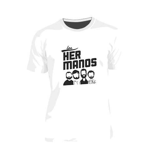 Camiseta Los Hermanos